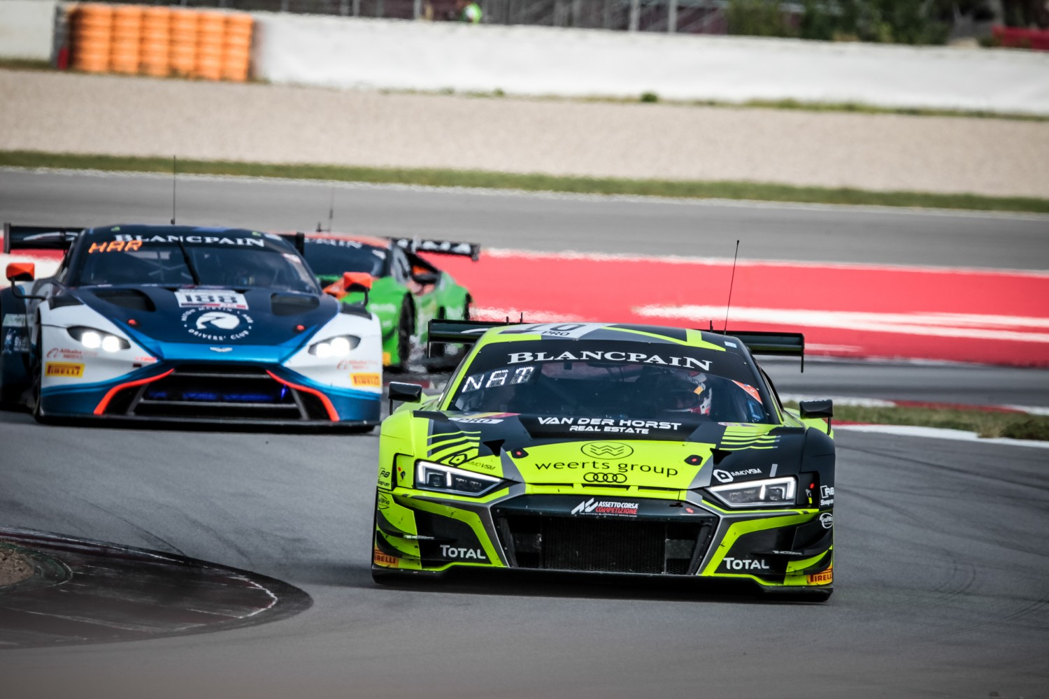 #10 Belgian Audi Club Team WRT BEL Audi R8 LMS GT3 2019 Charles Weerts BEL Norman Nato FRA Rik Breukers NDL -, Friday Sessions  | SRO / Patrick Hecq Photography
