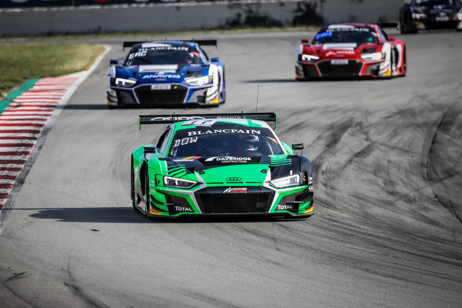 #17 Team WRT BEL Audi R8 LMS GT3 2019 Sean Walkinshaw GBR Alex MacDowall GBR Shae Davies AUS Silver Cup, Free Practice  | SRO / Patrick Hecq Photography