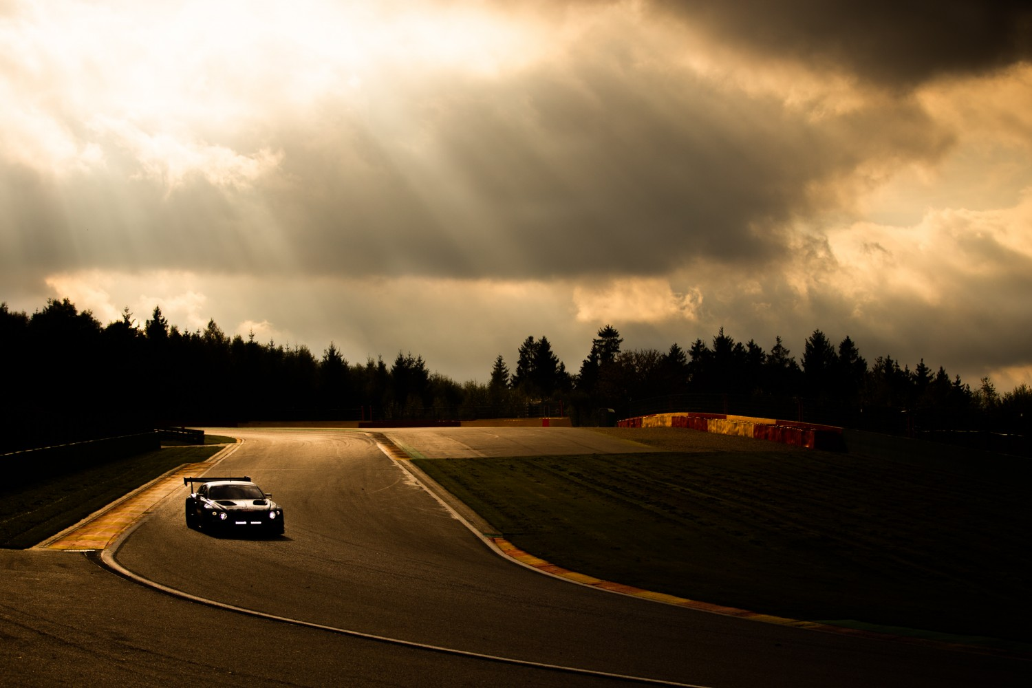 #108 CMR FRA Bentley Continental GT3 Pro-Am Cup, Test Days Total 24H of Spa  | SRO / Brecht Decancq Photography