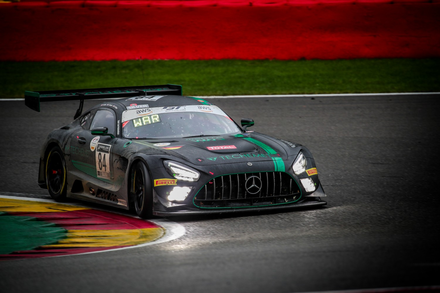 #84 HTP Motorsport DEU- Indy Dontje NDL Russell Ward USA Philip Ellis GBR IGTC  | SRO / Jules Benichou - 21creation