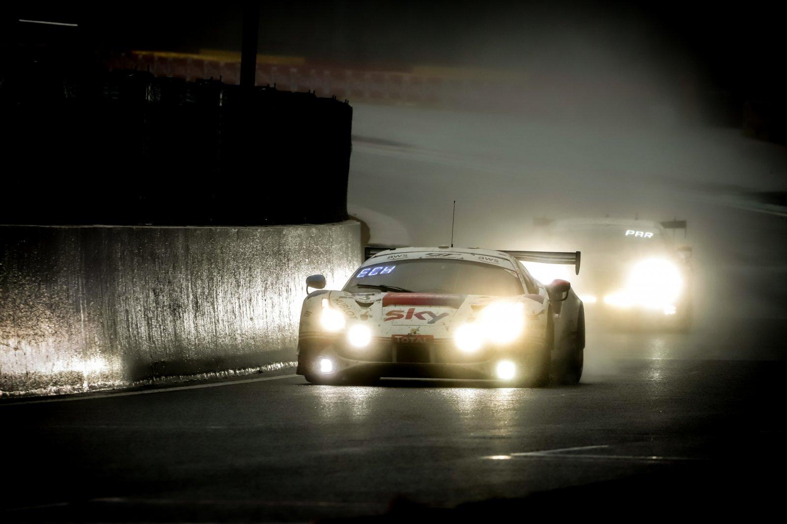 #93 SKYTempesta Racing GBR Jonathan Hui HKG Chris Froggatt GBR Eddie Cheever ITA Giancarlo Fisichella ITA IGTC, Race