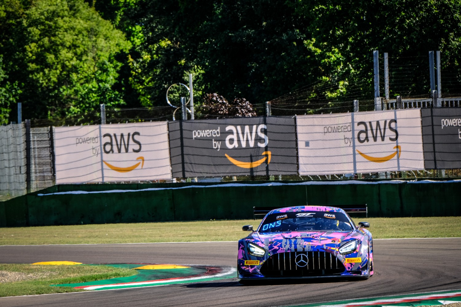 #74 Ram Racing GBR Mercedes-AMG GT3 Pro-Am Cup Remon Vos NDL - - Tom Onslow-Cole GBR, Free Practice  | SRO / Dirk Bogaerts Photography