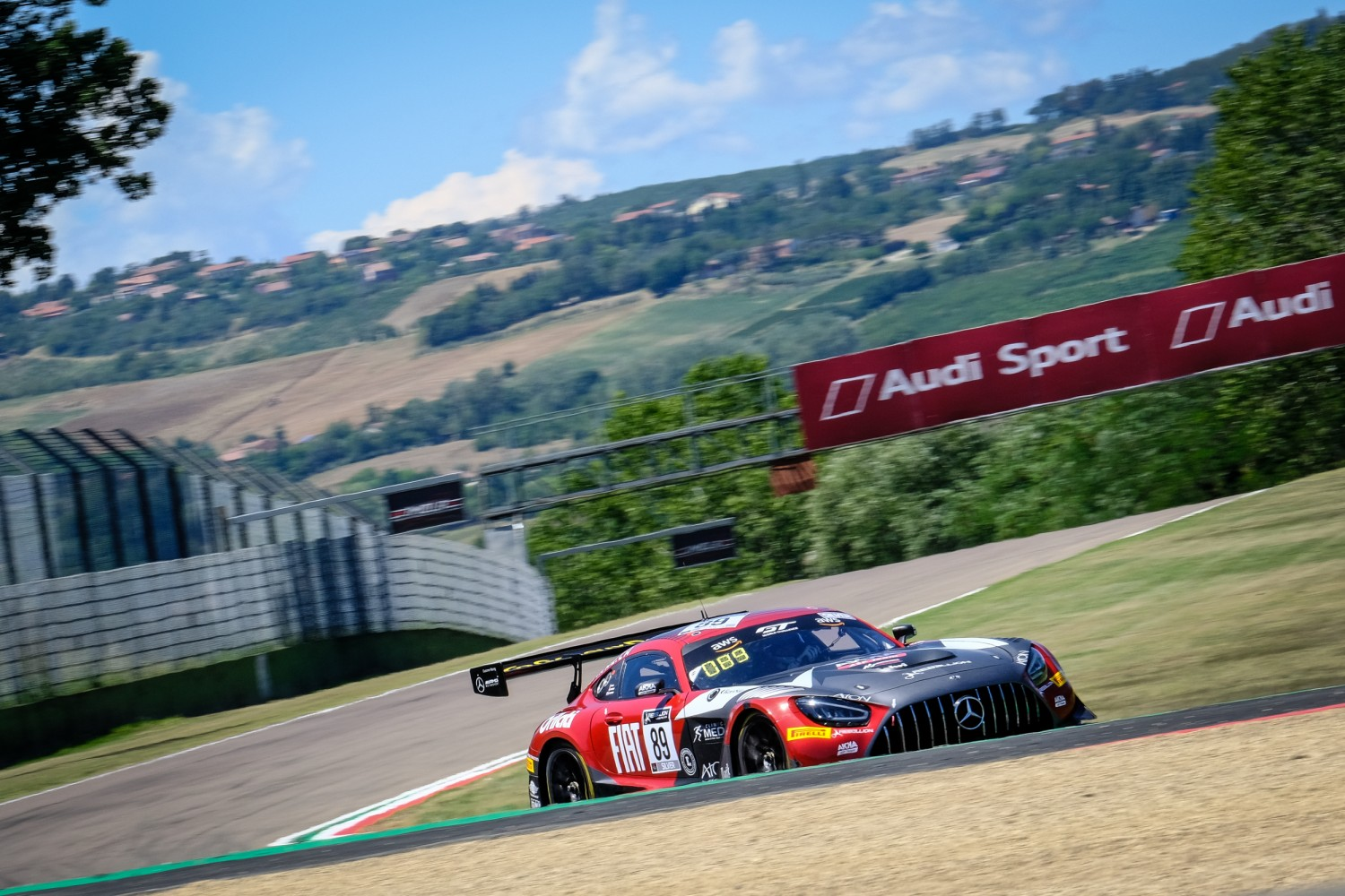 #89 AKKA ASP FRA Mercedes-AMG GT3 Silver Cup Benjamin Hites CHL Lucas Legeret CHE Alex Fontana CHE, Pre-Qualifying  | SRO / Dirk Bogaerts Photography