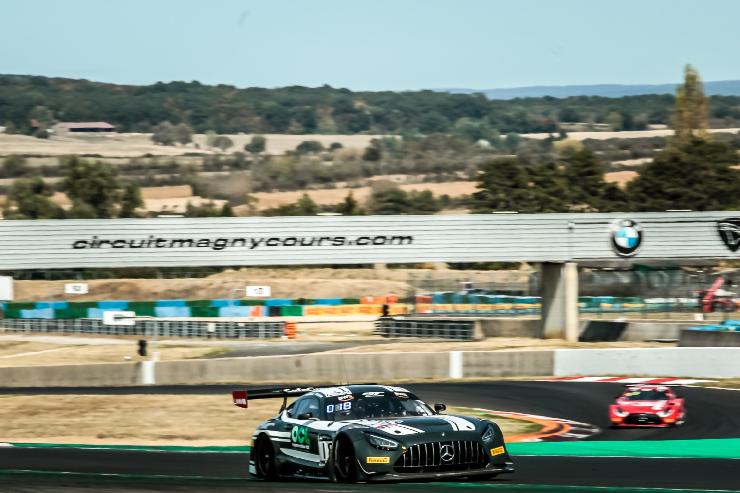 #18 ERC Sport GBR Mercedes-AMG GT3 Pro-Am Cup Lee Mowle GBR Phil Keen GBR, Race 2