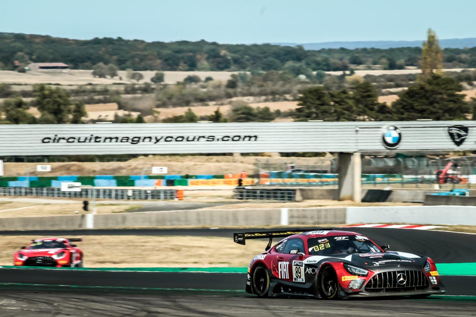 #89 AKKA ASP FRA Mercedes-AMG GT3 Silver Cup Jim Pla FRA Benjamin Hites CHL, Race 2