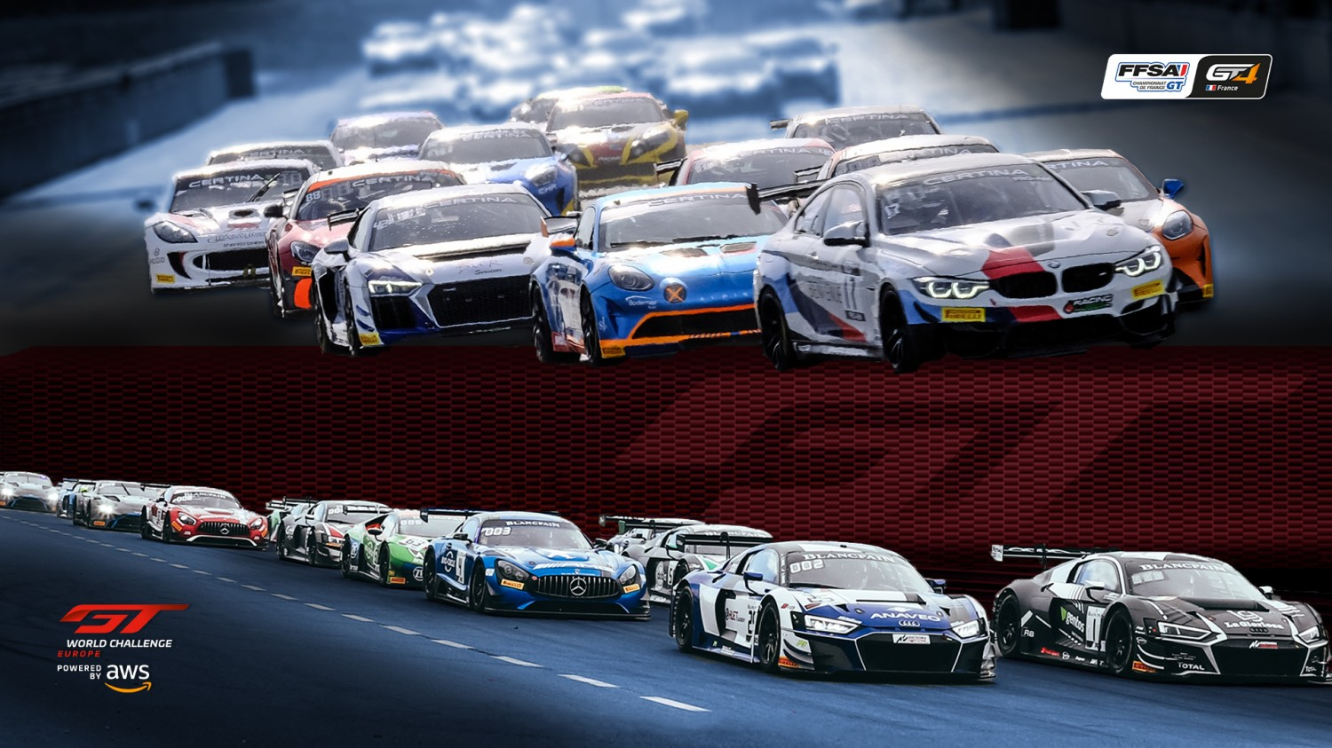 Tickets now on sale for incredible weekend of motorsport action at Magny-Cours