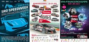 View article: SRO Speedweek and Total 24 Hours of Spa promise 10 days of action and entertainment