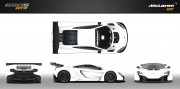 View article: Design your ultimate McLaren 650S GT3, and watch it race with Strakka Racing at the Total Spa 24 Hours