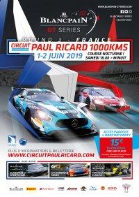 Circuit Paul Ricard Poster