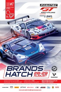 Brands Hatch Poster
