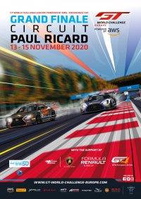 Circuit Paul Ricard 1000km Poster