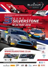 Silverstone Poster