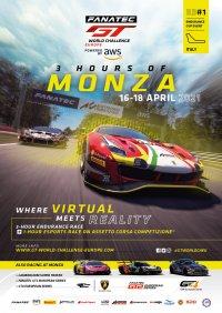 Monza Poster