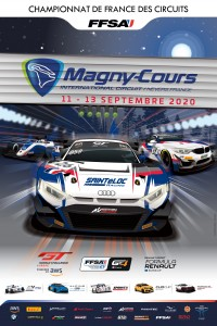 Magny-Cours Poster