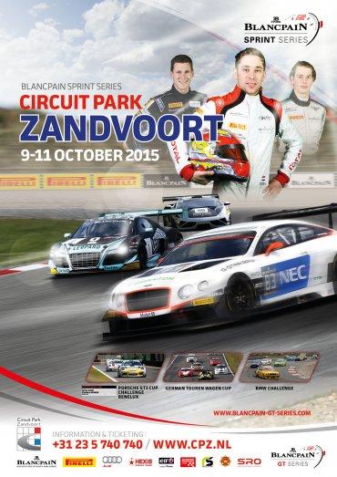Circuit Park Zandvoort Official Site Of Blancpain Gt Series