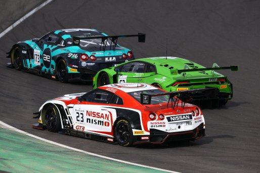 #23 NISSAN GT ACADEMY TEAM RJN (GBR) NISSAN GT-R NISMO GT3 KATSUMAYA CHIYO (JPN) WOLFGANG REIP (BEL) ALEX BUNCOMBE (GBR)
