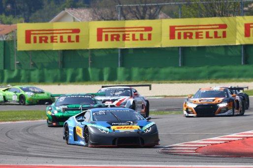 #101 ATTEMPTO RACING (DEU) LAMBORGHINI HURACAN GT3 DANIEL ZAMPIERI (ITA) PATRIC NIEDERHAUSER (CHE)
