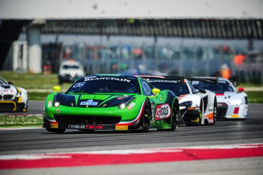 #333 RINALDI RACING (DEU) FERRARI 458 ITALIA GT3 NORBERT SIEDLER (AUT) MARCO SEEFREID (DEU)