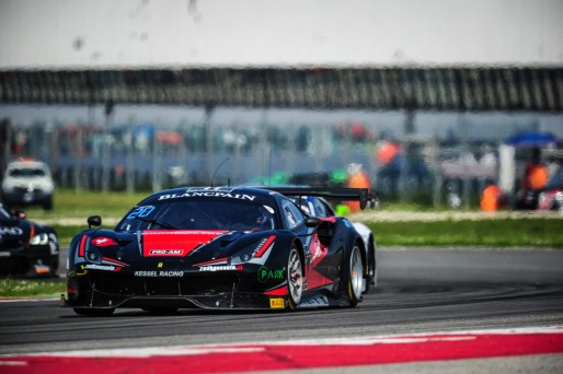 #11 KESSEL RACING (CHE) FERRARI 488 GT3 MICHEL BRONISZEWKI (POL) GIACOMO PICCINI (ITA)