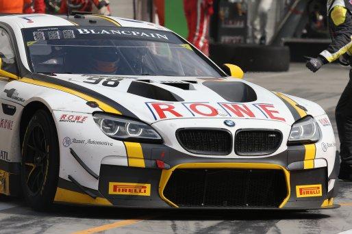 #98 ROWE RACING (DEU) BMW M6 GT3 MARKUS PALTTALA (FIN) PHILIP ENG (AUT)   OLIVIER BEROUD / VISION SPORT AGENCY