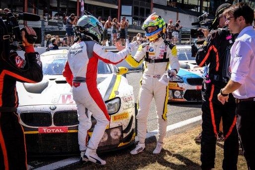 #99 ROWE Racing DEU BMW M6 GT3 - - - Alexander Sims GBR Jens Klingmann DEU Nicky Catsburg NDL, Finish, Race  | SRO / Dirk Bogaerts Photography