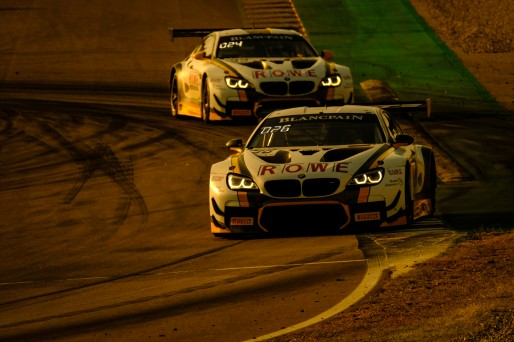 #98 ROWE Racing DEU BMW M6 GT3 - Nicky Catsburg NDL Jens Klingmann DEU Tom Blomqvist GBR, Pre Qualifying  | SRO / Dirk Bogaerts Photography