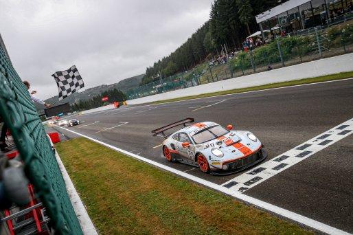 #20 GPX Racing **** UAE Porsche 911 GT3 R - - Michael Christensen DNK Richard Lietz AUT Kevin Estre FRA - IntGTC, Finish, Race  | SRO / Kevin Pecks-1VIER