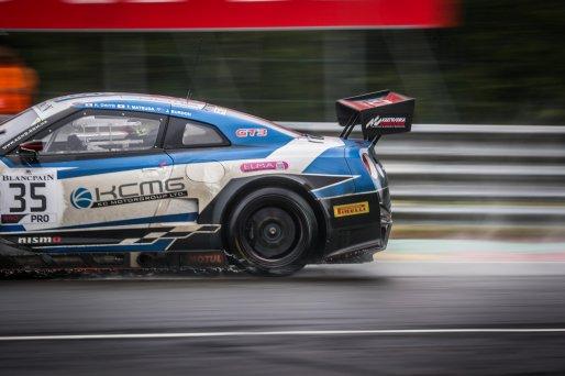 #35 KCMG **** HKG Nissan GT-R NISMO GT3 - - Katsumasa Chiyo JPN Tsugio Matsuda JPN Joshua Burdon AUS - IntGTC, Race  | SRO / Jules Benichou - 21creation