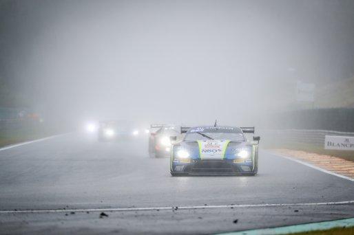 #97 Oman Racing with TF Sport OMN Aston Martin Vantage AMR GT3 Salih Yoluc TRK Ahmad Al Harthy OMN Charlie Eastwood IRL Nicki Thiim DNK Pro-Am Cup, Race  | SRO / Jules Benichou - 21creation