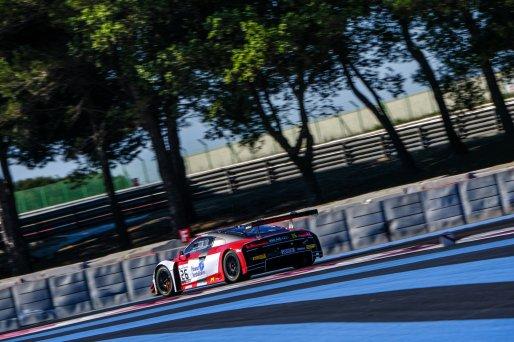 #26 Sainteloc Racing FRA Audi R8 LMS GT3 2019 Philippe Chatelet FRA Pierre Yves Pâque FRA Christoph Lenz - Pro-Am Cup, Bronze Test    SRO / Dirk Bogaerts Photography