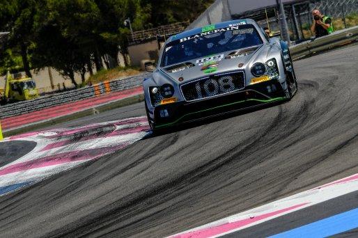 #108 Bentley Team M-Sport GBR Bentley Continental GT3 Callum MacLeod GBR Andy Soucek ESP Maxime Soulet BEL -, Free Practice  | SRO / Dirk Bogaerts Photography