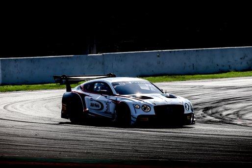 #31 Team Parker Racing GBR Bentley Continental GT3 Derek Pierce GBR - - Seb Morris GBR Pro-Am Cup, Pre-Qualifying  | SRO / Patrick Hecq Photography