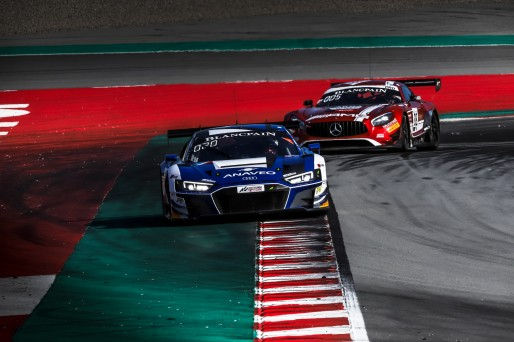 #25 Sainteloc Racing FRA Audi R8 LMS GT3 2019 Simon Gachet FRA Dorian Boccolaci FRA Christopher Haase DEU -, Pre-Qualifying  | SRO / Patrick Hecq Photography
