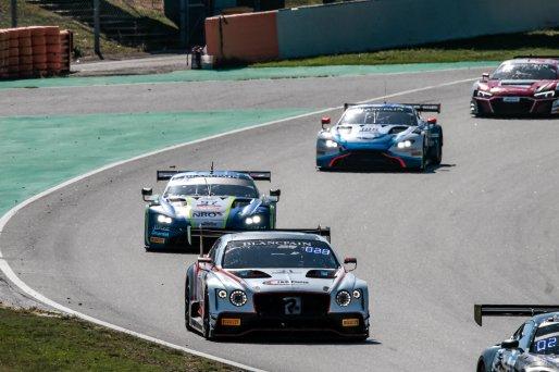 #31 Team Parker Racing GBR Bentley Continental GT3 Derek Pierce GBR - - Seb Morris GBR Pro-Am Cup, Race  | SRO / Patrick Hecq Photography
