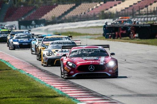 #88 Mercedes-AMG Team Akka ASP FRA Mercedes-AMG GT3 Raffaele Marciello ITA Michael Meadows GBR Vincent Abril MCO -, Race  | SRO / Patrick Hecq Photography