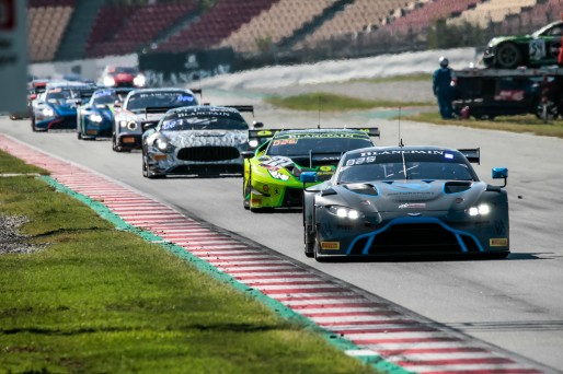 #62 R-Motorsport CHE Aston Martin Vantage AMR GT3 Matthieu Vaxiviere FRA Matt Parry GBR Maxime Martin BEL -, Race  | SRO / Patrick Hecq Photography