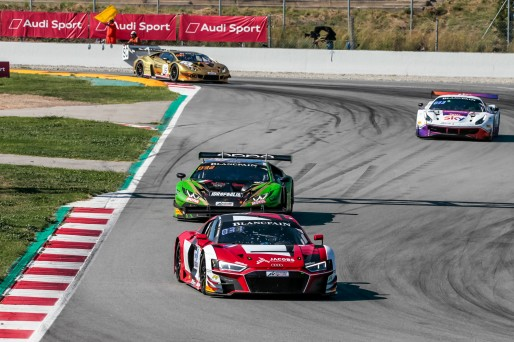 #25 Sainteloc Racing FRA Audi R8 LMS GT3 2019 Simon Gachet FRA Dorian Boccolaci FRA Christopher Haase DEU -, Race  | SRO / Patrick Hecq Photography