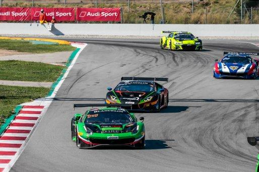 #488 Rinaldi Racing DEU Ferrari 488 GT3 Pierre Ehret DEU Martin Berry AUS Rory Penttinen FIN Am Cup, Race  | SRO / Patrick Hecq Photography
