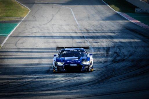 #25 Sainteloc Racing FRA Audi R8 LMS GT3 2019 Simon Gachet FRA Dorian Boccolaci FRA Christopher Haase DEU -, Qualifying  | SRO / Dirk Bogaerts Photography