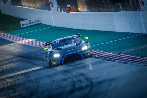 #76 R-Motorsport CHE Aston Martin Vantage AMR GT3 Marvin Kirchhöfer DEU Alex Lynn GBR Jake Dennis GBR -, Qualifying  | SRO / Dirk Bogaerts Photography