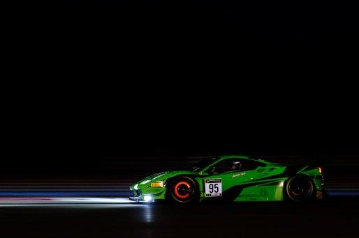 #95 Rinaldi Racing DEU Ferrari 488 GT3 Pro-Am Cup Christian Hook DEU Manuel Lauck DEU David Perel ZAF, Qualifying    SRO / Dirk Bogaerts Photography