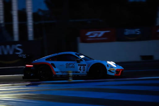 #40 GPX Racing UAE Porsche 911 GT3-R (991.II) - Romain Dumas FRA Lous Deletraz CHE Thomas Preining AUT, Qualifying  | SRO / Patrick Hecq Photography