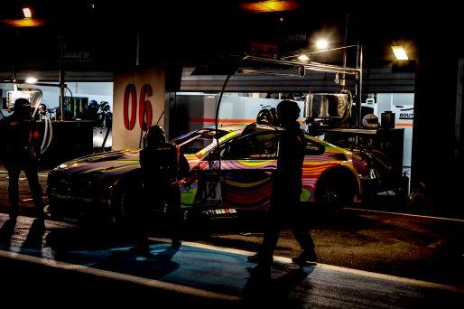 #10 Boutsen Ginion BEL BMW M6 GT3 Pro-Am Cup Karim Ojjeh SAU Gilles Vannelet FRA Jens Klingmann DEU, Pitlane, Qualifying  | SRO / Patrick Hecq Photography