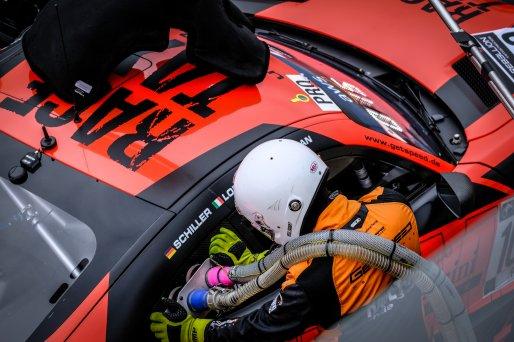 #100 GetSpeed DEU Mercedes-AMG GT3 - Yelmer Buurman NDL Fabian Schiller DEU Alessio Lorandi ITA, Pitlane, Race    SRO / Dirk Bogaerts Photography