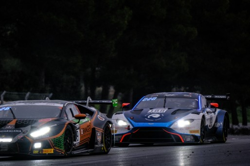 #188 Garage 59 GBR Aston Martin Vantage AMR GT3 Pro-Am Cup Alex West SWE Chris Goodwin GBR Marvin Kirchhofer DEU, Race  | SRO / Dirk Bogaerts Photography
