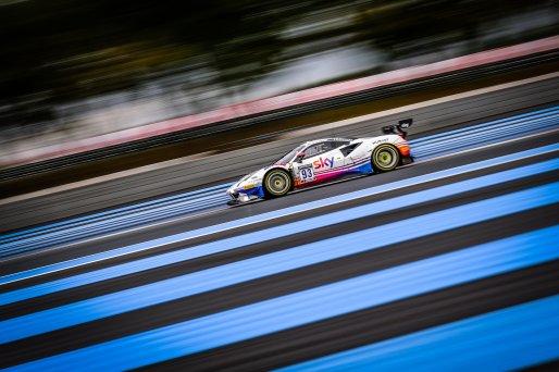 #93 SKY - Tempesta Racing GBR Ferrari 488 GT3 Pro-Am Cup Chris Froggatt GBR Jonathan Hui HKG Eddie Cheever ITA, Race  | SRO / Dirk Bogaerts Photography