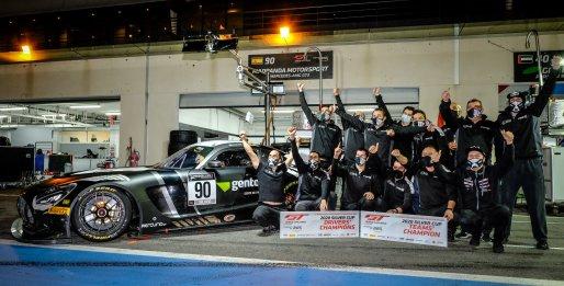 #90 Madpanda Motorsport ESP Mercedes-AMG GT3 Silver Cup Ezequiel Perez Companc ARG - - Patrick Assenheimer DEU  | SRO / Dirk Bogaerts Photography