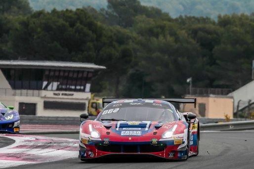 #72 SMP Racing RUS Ferrari 488 GT3 - Tony Vilander FIN Antonio Fuoco ITA Sergey Sirotkin RUS, Race  | SRO / Patrick Hecq Photography
