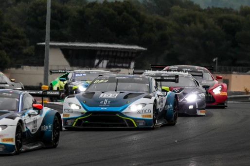 #159 Garage 59 GBR Aston Martin Vantage AMR GT3 Silver Cup Valentin Hasse Clot FRA Andrew Watson GBR James Pull GBR, Race  | SRO / Patrick Hecq Photography