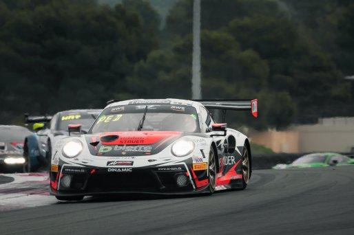 #56 Dinamic Motorsport ITA Porsche 911 GT3-R (991.II) Silver Cup Mikkel O. Pedersen DNK Andrea Rizzoli ITA Adrien de Leener BEL, Race  | SRO / Patrick Hecq Photography